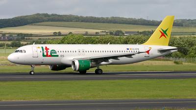 EC-KFM - Airbus A320-212 - LTE International Airways