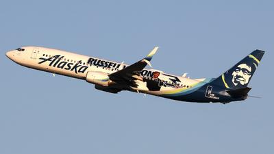 A picture of N296AK - Boeing 737990(ER) - Alaska Airlines - © Xiamen Air 849 Heavy