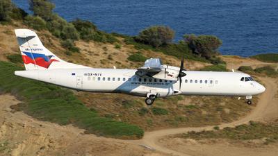 A picture of SXNIV - ATR 72500 - Sky Express - © Dave Potter