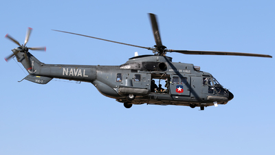80 - Eurocopter AS 332L Super Puma - Chile - Navy