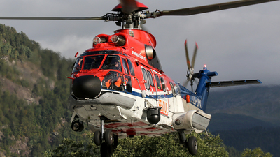 LN-OPX - Eurocopter AS 332L Super Puma - CHC Helikopter Service