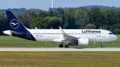 A picture of DAINX - Airbus A320271N - Lufthansa - © Günter Tiroler