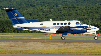 N399BM - Beechcraft 200 Super King Air - Private