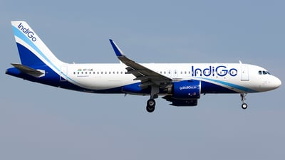VT-IJE - Airbus A320-271N - IndiGo Airlines