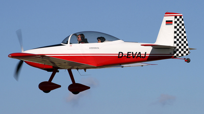 D-EVAJ - Vans RV-8 - Private