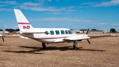VH-ATP - Piper PA-31-350 Navajo Chieftain - Private