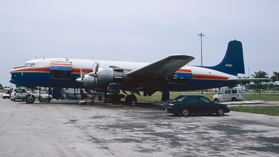 N70BF - Douglas DC-6A Liftmaster - Florida Air Transport