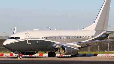 VP-BBW - Boeing 737-7BJ(BBJ) - Gama Aviation