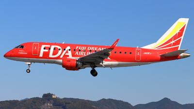 JA01FJ - Embraer 170-100STD - Fuji Dream Airlines