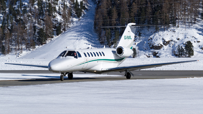 G-PAOL - Cessna 525B CitationJet 3 - Private