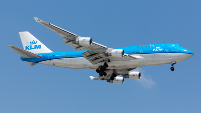 PH-BFF - Boeing 747-406(M) - KLM Royal Dutch Airlines