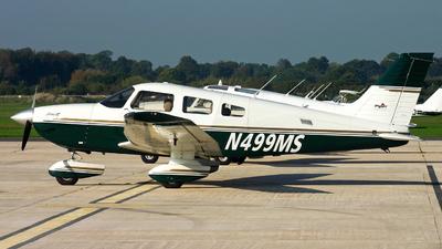 N499MS - Piper PA-28-181 Archer III - Private