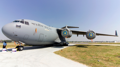 CB8004 - Boeing C-17A Globemaster III - India - Air Force