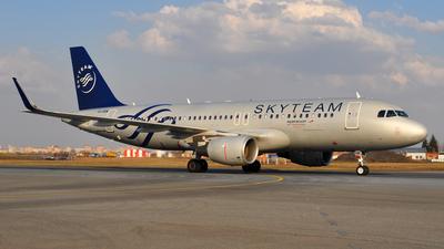A picture of VQBRW - Airbus A320214 - Aeroflot - © Maksim Golbraiht