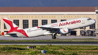 A picture of CNNMF - Airbus A320214 - Air Arabia - © Manuel Llama - Benalmadena Spotters