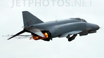 37-22 - McDonnell Douglas F-4F Phantom II - Germany - Air Force