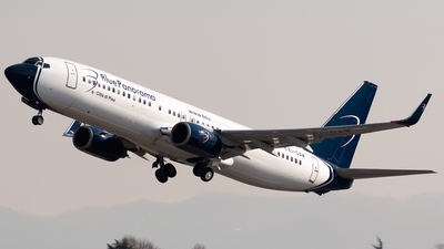 EI-GAW - Boeing 737-8Z0 - Blue Panorama Airlines