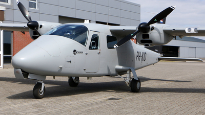 PH-KIO - Tecnam P2006T - Kavel 10 Aerial Survey