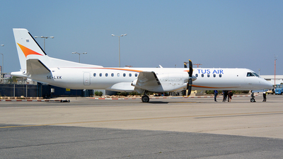 SE-LXK - Saab 2000 - Tus Airways
