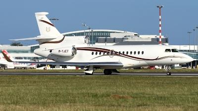 M-YJET - Dassault Falcon 7X - Private