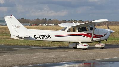 G-CMBR - Cessna 172S Skyhawk SP - Skytrek Air Services