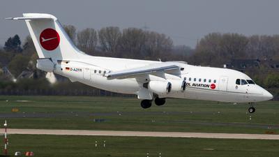 D-AZFR - British Aerospace BAe 146-200 - WDL Aviation