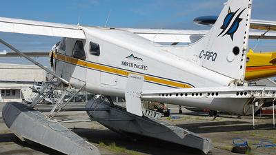 C-FIFQ - De Havilland Canada DHC-2 Mk.I Beaver - North Pacific Seaplanes