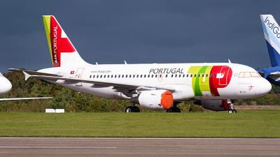 A picture of CSTTU - Airbus A319112 - [1668] - © Karam Sodhi