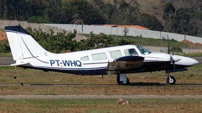 PT-WHQ - Embraer EMB-810C Seneca II - Private