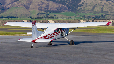 ZK-WSB - Cessna A185F Skywagon - Private