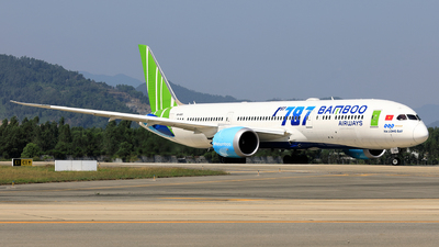 A picture of VNA819 - Boeing 7879 Dreamliner - Bamboo Airways - © photogiap