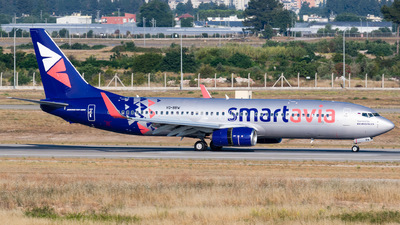 VQ-BBW - Boeing 737-86N - Smartavia