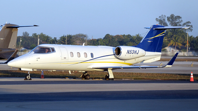 N53HJ - Bombardier Learjet 55 - Private