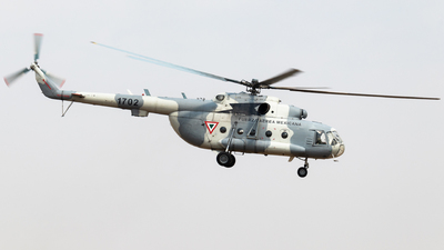 1702 - Mil Mi-17 Hip - Mexico - Air Force
