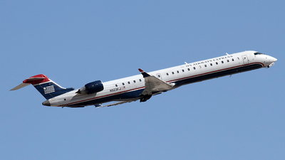 N923FJ - Bombardier CRJ-900ER - US Airways Express (Mesa Airlines)
