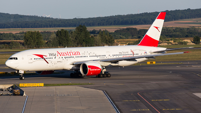 OE-LPD - Boeing 777-2B8(ER) - Austrian Airlines