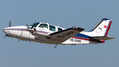 HB-GMM - Beechcraft 58 Baron - Private