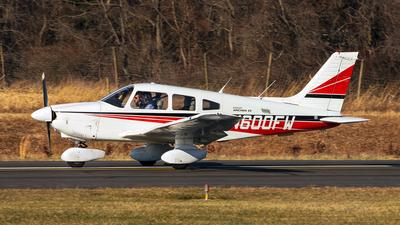 N600FW - Piper PA-28-181 Archer II - Private