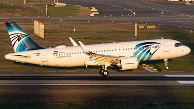 F-WWBB - Airbus A320-251N - EgyptAir