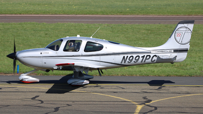 N991PC - Cirrus SR22T - Private