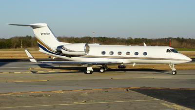 N702GH - Gulfstream G-IV(SP) - Private