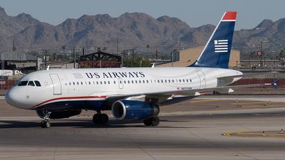 N833AW - Airbus A319-132 - US Airways