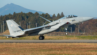 72-8885 - McDonnell Douglas F-15J Eagle - Japan - Air Self Defence Force (JASDF)