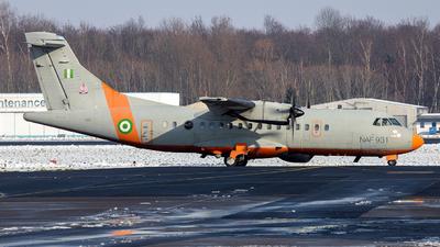 NAF931 - ATR 42-500MP Surveyor - Nigeria - Air Force