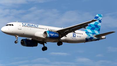 5B-DCR - Airbus A320-232 - Cobalt Air