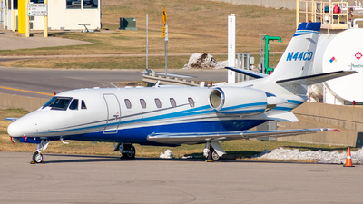 A picture of N44CD - Cessna 560XL Citation Excel - [5605624] - © Mateo Skinner