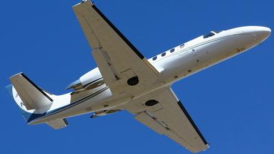 N796MA - Cessna 550B Citation Bravo - Private