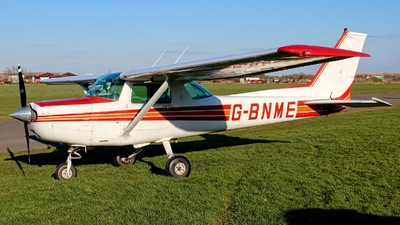 G-BNME - Cessna 152 - Private