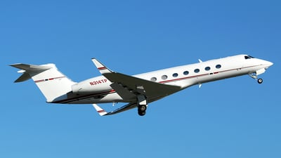 N314TP - Gulfstream G550 - Private