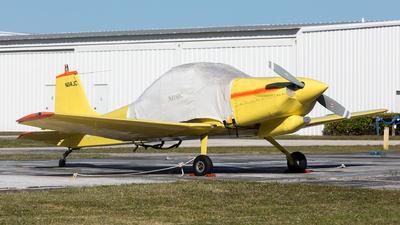 N114JC - Mustang Aeronautics Bushby Mustang MII - Private